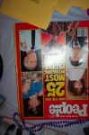 Old upside down People Magazine